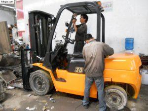 sửa xe nâng tại thủ đức quận 9